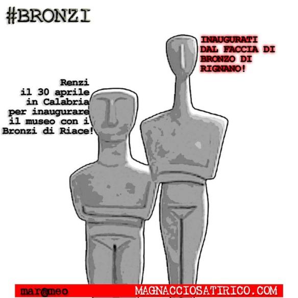 MarcoMengoli-#bronzi