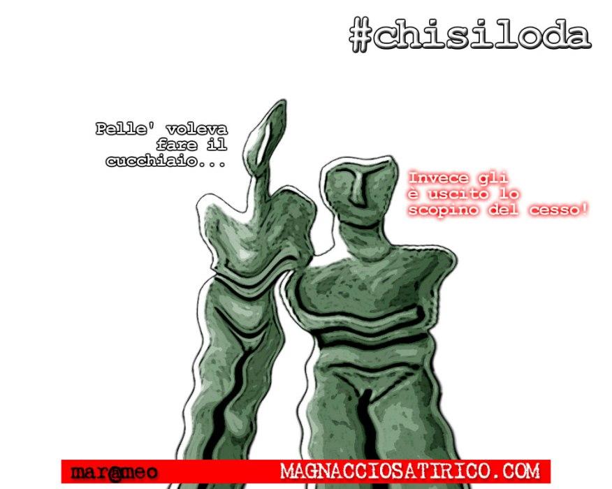 MarcoMengoli-#chisiloda